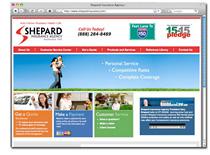 Shepard Web Site